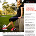 I'm a Runner: Ellyse Perry
