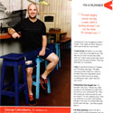 I'm a Runner: George Calombaris