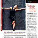 I'm a Runner: Jesinta Campbell