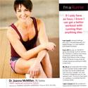 I'm a Runner: Joanna McMillan