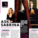 Ask Sabrina February 2010