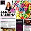 Ask Sabrina January 2011