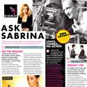 Ask Sabrina July 2010