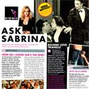 Ask Sabrina June 2010