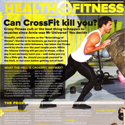 Can CrossFit kill you?