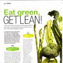 Eat green, get lean!