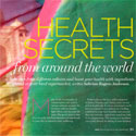 Health secrets from around the world