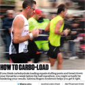 How to carbo-load