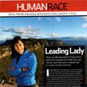 Human Race: Lisa Tamati