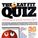 What's your sports nutrition IQ?